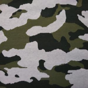 迷彩针织棉系列