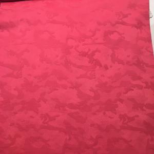 现货涤棉纬弹提花交织面料 40%涤57%棉3%氨纶