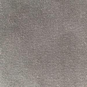 缎纹碳磨毛棉弹
