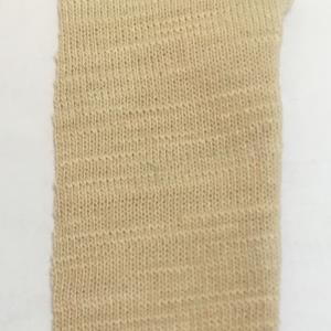 铭键针织竹节棉现货