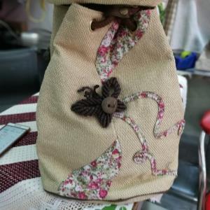 纯手工织造棉麻布艺