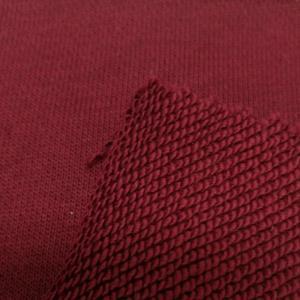 针织棉涤卫衣布多色*