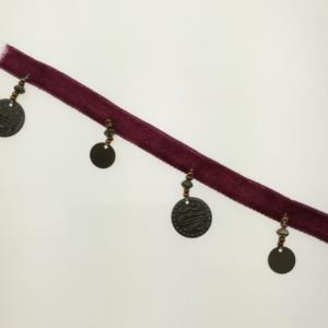 挂饰丝绒织带