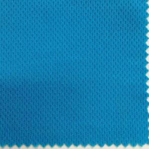 针织运动网布提花现货*