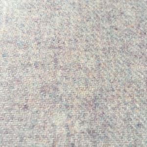 羊毛混色平纹法兰绒