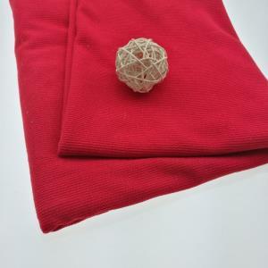 [现货]针织涤棉弹力梯级麻花