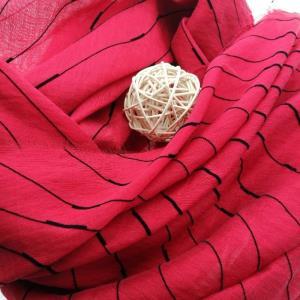 [现货]时尚女装天丝麻锦植绒