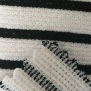 现货针织条纹