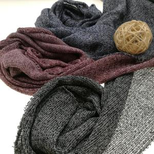 [现货]针织毛织粗针涤粘胶