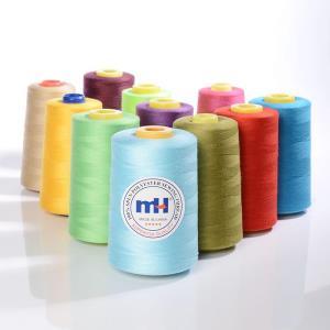 宝塔线平车缝纫机线 手缝衣线40/2 5000码高速涤纶缝纫线