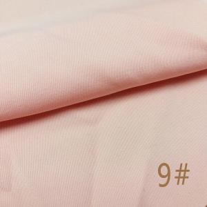 联进男女时装聚酯纤维微小弹力布料不爱起皱长丝细斜涤手感顺滑布料
