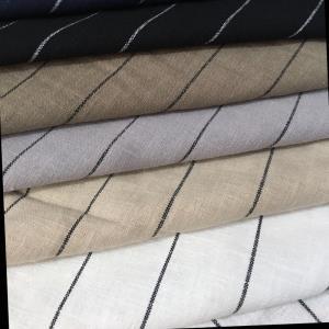 亚麻棉色织