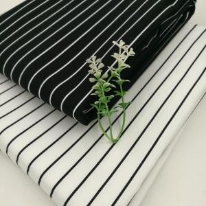 百盛品盛全棉条纹印花