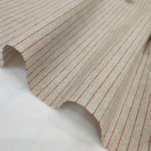 色织亚麻棉