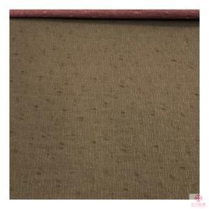 青棕调系列 春秋净色现货有弹力针织面料220g卫衣T