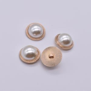 手缝珍珠纽扣