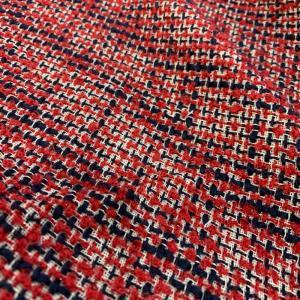 小香风、粗花呢,编织呢