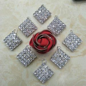 钻石拉链片
