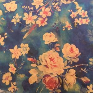 蚕丝素绉缎香云纱