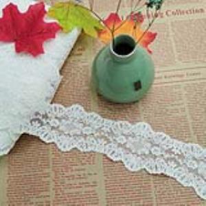 【可免费领取】02053 棉线  花边带 精致 定制 品牌 辅料  刺绣 绣花 LACE 蕾丝