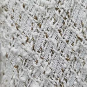 涤棉编织花呢