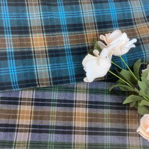 亚麻棉交织