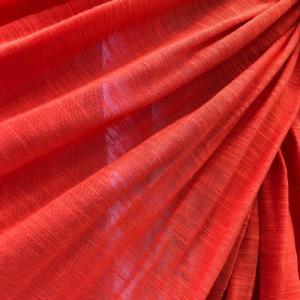 [现货]针织人棉竹节平纹