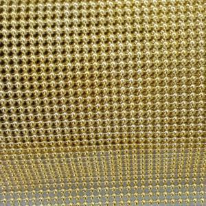 3mm50排半圆珠