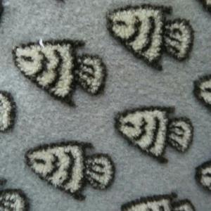 含羊毛布料