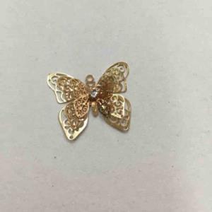 电脑片铜蝴蝶