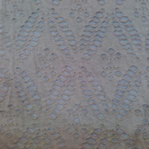 针织麻棉提花面料