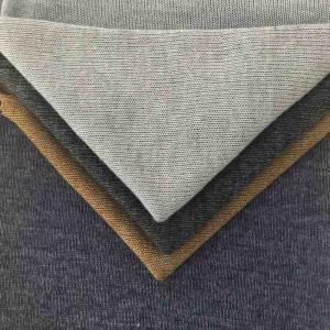 秋冬羊毛针织面料